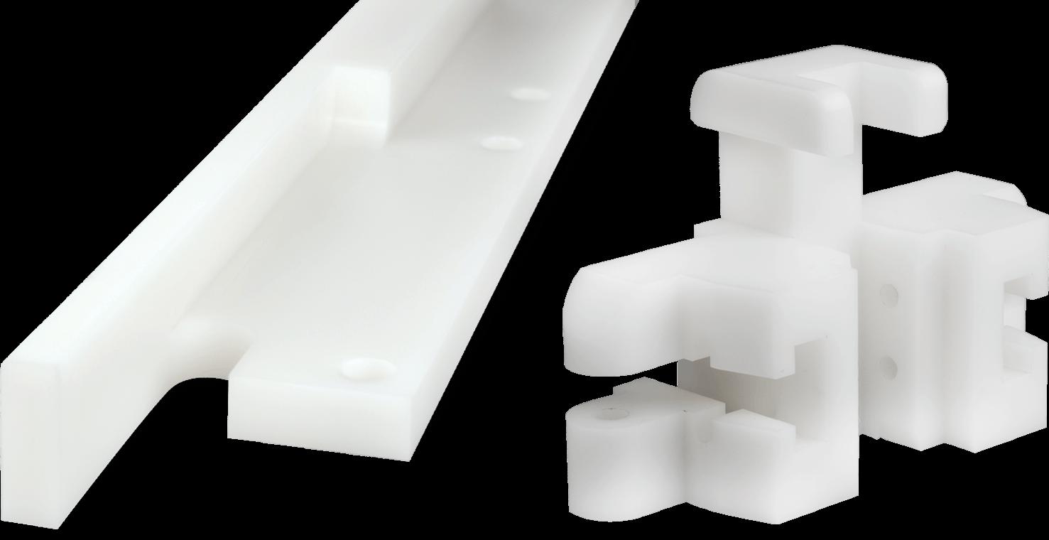 5-axis cnc plastic machining