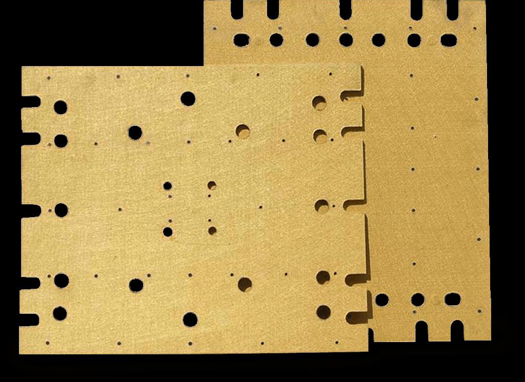 platen press insulation