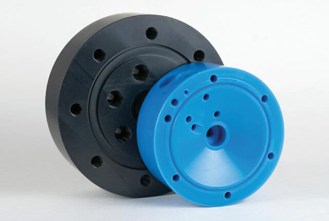 precise cnc plastic machining