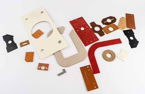 plastic stamping and die cutting plastic fabrication service