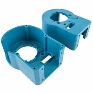 cnc machine plastic