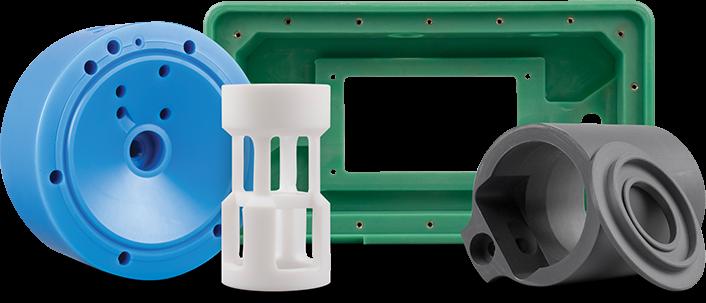 abs plastic machining