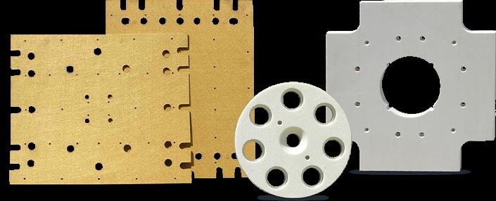 silicone laminate micarta epoxy